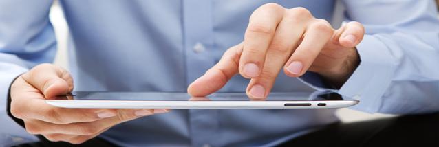 Foto Serviço Desenvolvimento de Aplicativos para Tablets iPad e Android